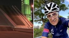 Cyclist dies trying to beat moving drawbridge