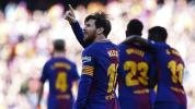 Athletic no match for dominant Barca, Messi