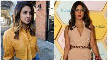 Priyanka Chopra shows off new blonde highlights