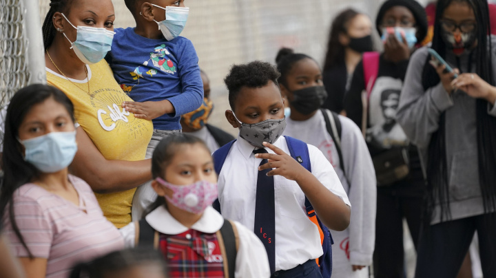 Expert: A 'silent epidemic' is emerging in schools