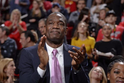Dikembe Mutombo says he wants to put a group of investors together to buy the Houston Rockets. (Getty)