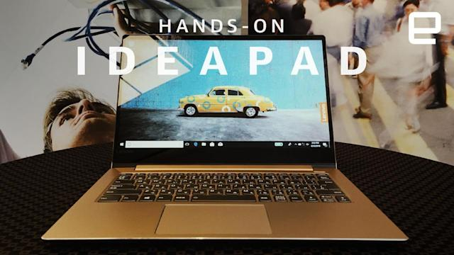 Lenovo's latest Ideapads are for students on a budget