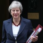 May faces EU leaders as Brexit talks stall