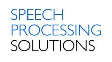 Speech Processing Solutions: Next-generation workflow solution with AI-powered speech recognition