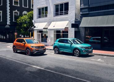 升級數位化科技配備!2021年式Volkswagen T-Cross、Touran、Tiguan Allspace上市