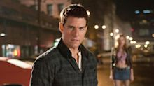 Lee Child says Jack Reacher is heading to TV with a taller star than Tom Cruise