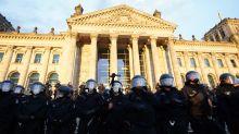 """Estupor en Alemania por el amago de """"toma"""" del Reichstag por ultraderechistas"""