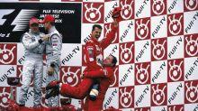 Als Schumacher Ferrari erlöste