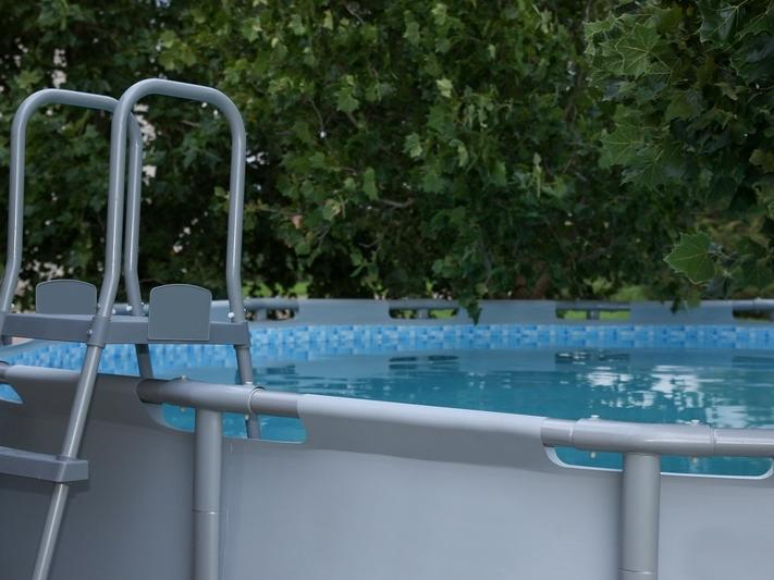 Each year, more than 200 children drown in pools, according to the American Red Cross.