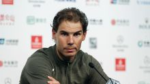 Rafael Nadal talks about 'happiness' and 'winning' ahead of injury comeback