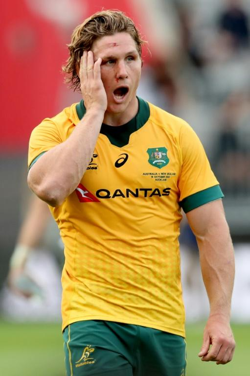 Australia captain Michael Hooper suffered defeat in his 101st Test