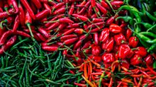 Top 10 chillies in order of heat - how many can you eat?