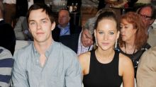 Nicholas Hoult on What It's Like to Work With His Ex Jennifer Lawrence on the 'X-Men' Set