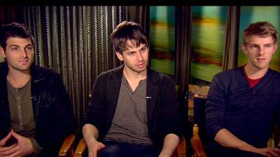 Foster The People's Mark Foster, Mark Pontius And Cubbie Fink Discuss Their Rise To Stardom