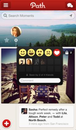 Path adds new privacy features, premium subscriptions
