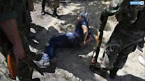 Ukrainian Troops Routed As Russia Talks Tough