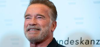 Arnold offers to help woman who's being evicted