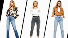 Topshop has introduced a new style of jeans inspired by fashion editors