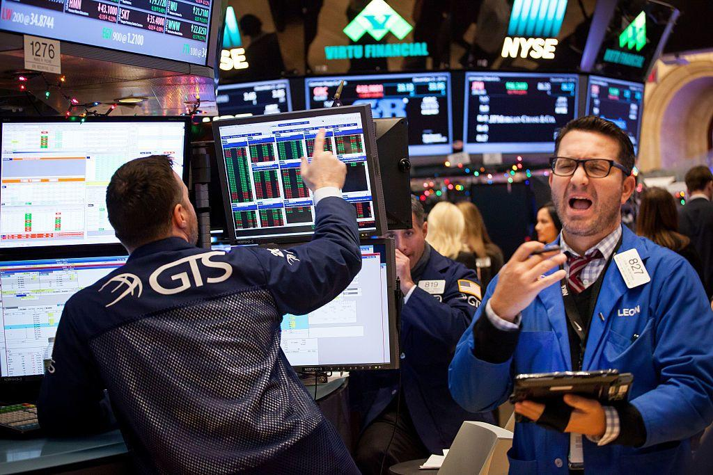 Stocks slip as China announces new tariffs of US goods ...