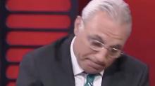 Las lágrimas de Stoichkov al pedir una sanción ejemplar para Bulgaria