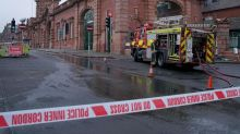 Nottingham station fire and strikes cause travel chaos as police treat blaze as arson