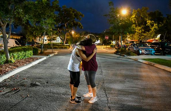 Parkland Shooting Survivor Calls Teacher 'Coward' For Locking Students Out Of Classroom During Attack