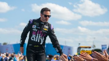 NASCAR's 'Superman' casts long shadow with retirement plans