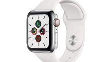 Amazon: Die Apple Watch 5 gibt es stark reduziert