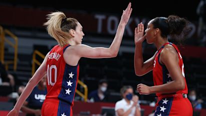 At least 1 Team USA squad living up to expectations