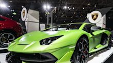 Volkswagen Is Said to Consider Options for Lamborghini