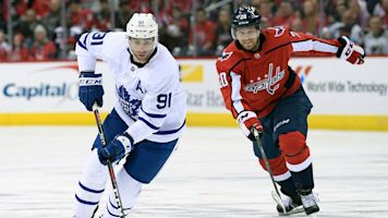 Lars Eller reduces Maple Leafs to 'probably' a playoff team
