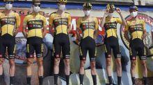 Cyclisme - Tour de Burgos - Gijs Leemreize (Jumbo-Visma) aurait perdu un doigt