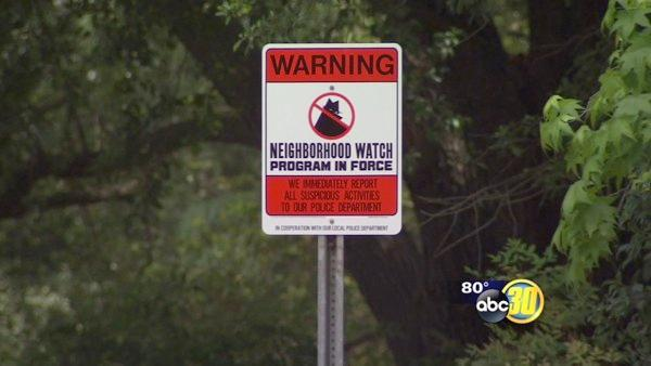 Home burglary sparks new security measures