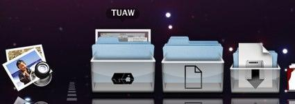TUAW Tutorial: Custom Stack Drawer icons