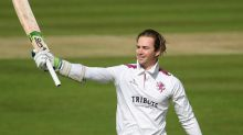 Somerset vs Essex: Eddie Byrom hits sublime century before flurry of late wickets at rain-affected Lord's