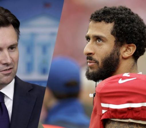 White House: Kaepernick's anthem views 'objectionable' but protected