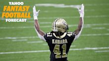 Fantasy Football stat trends you love and hate to see: Corey Davis' Breakout and Kamara's bad game with Taysom Hill