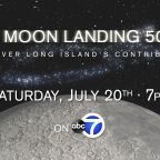 Watch 'Moon Landing 50: Long Island's Contribution' on July 20 at 7pm