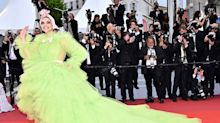 Deepika Padukone brings old Hollywood glamour, and ruffles, to Cannes 2019