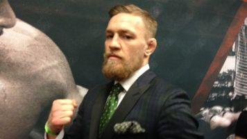 McGregor abre as portas para possível duelo contra Manny Pacquiao no boxe