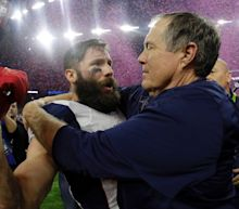 Bill Belichick issued a rare, gushing statement after star receiver Julian Edelman retired