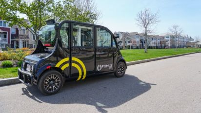 Driverless shuttles will beat other autonomous vehicles to the road