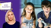Ask Audrey: 'Should I let my daughter, 7, sleepover at a boy's house?'