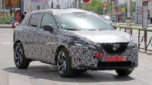 El Nissan Qashqai 2021 se deja ver en forma de prototipo camuflado
