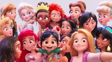 All the Disney Easter eggs in 'Ralph Breaks the Internet' from 'Frozen 2' to 'Star Wars'