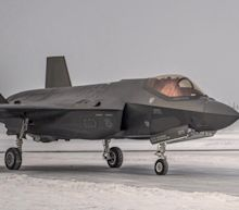 U.S. Air Force F-35s Are Knocking on Russia's Back Door