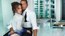 Reveladoras fotos de Jennifer Lopez y Alex Rodriguez