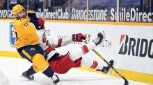 NHL roundup: Predators clinch playoff berth