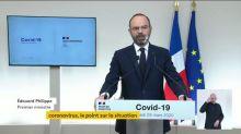 VIDEOS. Masques, tests, confinement... Ce qu'il faut retenir de la conférence de presse du gouvernement sur l'épidémie de coronavirus