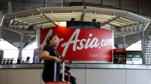 AirAsia bets its in-flight menu can win diners on the ground